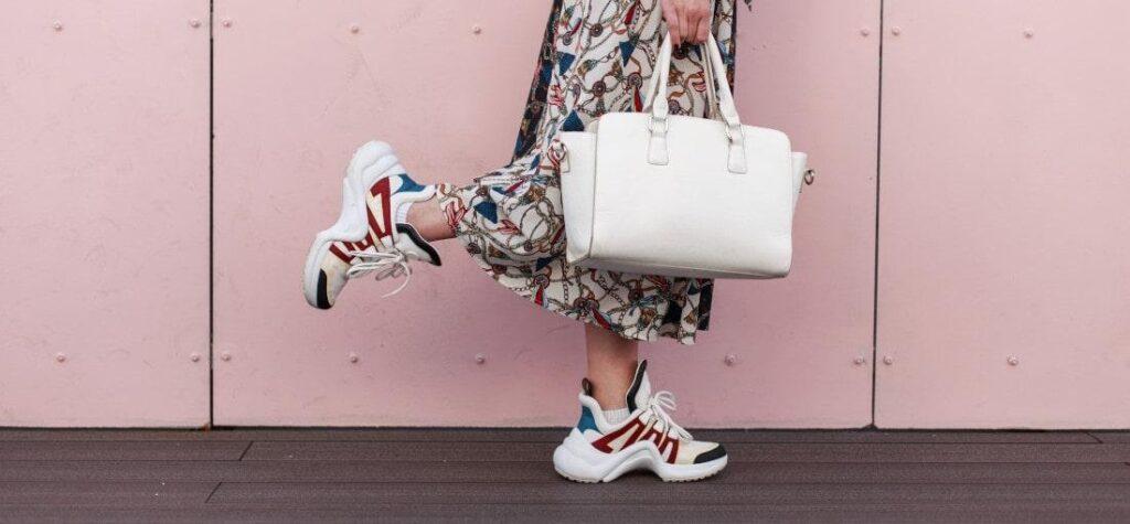 dámske sneakersy, chunky sneakers
